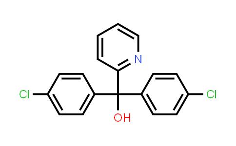 101875-96-1   Bis(4-chlorophenyl)(pyridin-2-yl)methanol