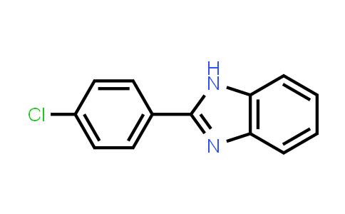1019-85-8 | 2-(4-Chlorophenyl)benzimidazole
