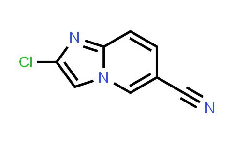 1019020-03-1 | 2-Chloroimidazo[1,2-a]pyridine-6-carbonitrile
