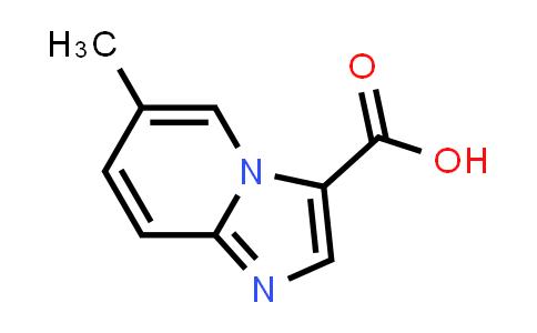 1019021-64-7 | 6-Methylimidazo[1,2-a]pyridine-3-carboxylic acid
