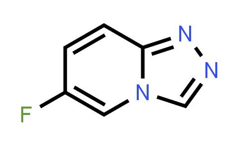1019024-79-3   6-Fluoro-[1,2,4]triazolo[4,3-a]pyridine