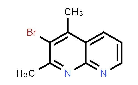 1019108-06-5 | 3-Bromo-2,4-dimethyl-1,8-naphthyridine