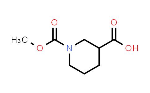 1019363-10-0 | 1-(Methoxycarbonyl)piperidine-3-carboxylic acid