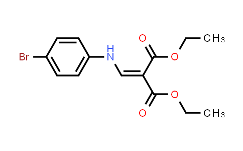 101937-44-4 | Diethyl 2-((4-bromophenylamino)methylene)malonate