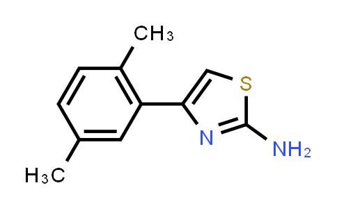 101967-39-9 | 4-(2,5-Dimethylphenyl)thiazol-2-amine