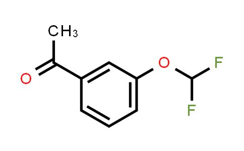 101975-23-9 | 1-(3-(Difluoromethoxy)phenyl)ethan-1-one