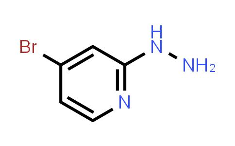 1019918-39-8 | 4-Bromo-2-hydrazinylpyridine