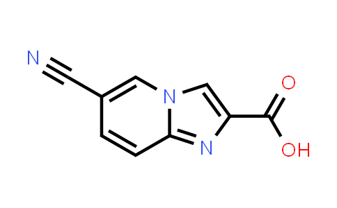 1020035-67-9   6-Cyanoimidazo[1,2-a]pyridine-2-carboxylic acid