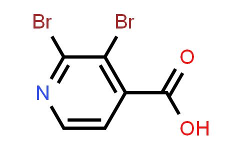 1020056-98-7   2,3-Dibromopyridine-4-carboxylic acid
