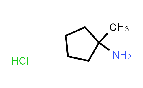 102014-58-4 | 1-Methylcyclopentan-1-amine hydrochloride