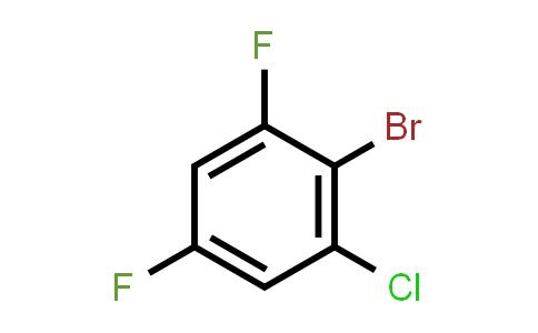 1020198-58-6 | 2-Bromo-1-chloro-3,5-difluorobenzene