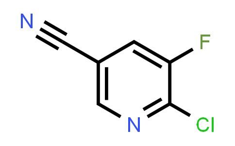 1020253-14-8 | 6-Chloro-5-fluoronicotinonitrile