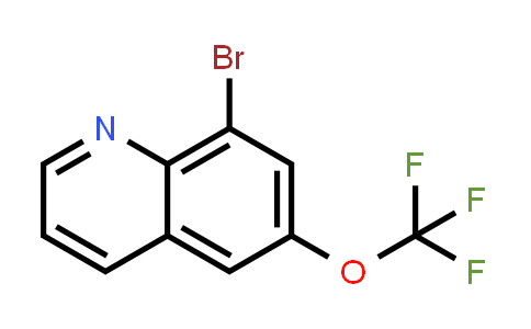 1020253-25-1 | 8-Bromo-6-(trifluoromethoxy)quinoline