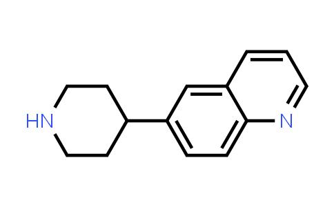 1020277-40-0 | 6-(Piperidin-4-yl)quinoline