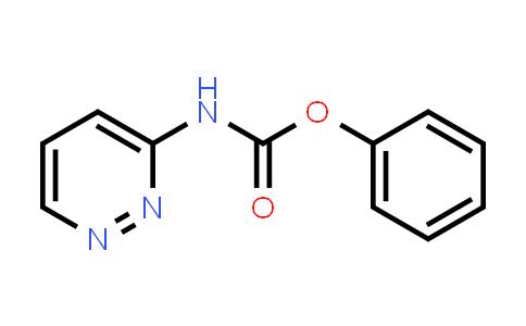 1020327-61-0   Phenyl pyridazin-3-ylcarbamate