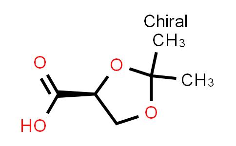 102045-96-5   (S)-2,2-dimethyl-1,3-dioxolane-4-carboxylic acid