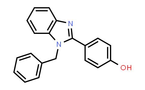10206-01-6   4-(1-Benzyl-1H-1,3-benzodiazol-2-yl)phenol