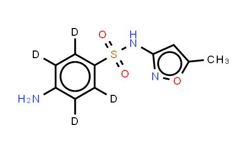 1020719-86-1 | Sulfamethoxazole D4