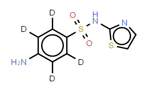1020719-89-4 | Sulfathiazole D4