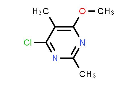 102074-10-2 | 4-Chloro-6-methoxy-2,5-dimethylpyrimidine