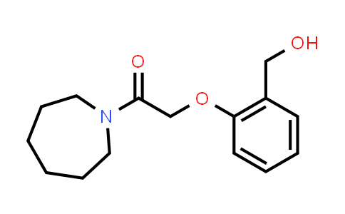 1020929-59-2 | 1-(Azepan-1-yl)-2-(2-(hydroxymethyl)phenoxy)ethan-1-one