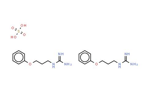 1021-11-0 | Guanoxyfen sulfate