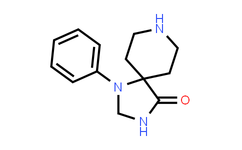1021-25-6 | 1-Phenyl-1,3,8-triazaspiro[4.5]decan-4-one