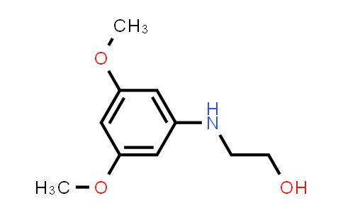1021002-43-6 | 2-((3,5-Dimethoxyphenyl)amino)ethan-1-ol