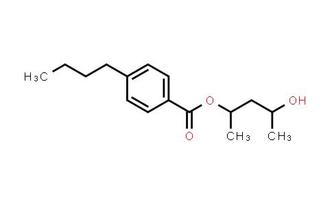 1021266-82-9 | 4-hydroxypentan-2-yl 4-butylbenzoate