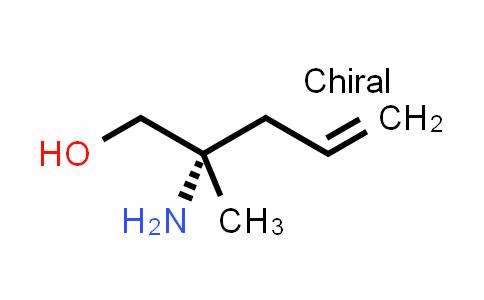 1021869-87-3 | (S)-2-Amino-2-methylpent-4-en-1-ol