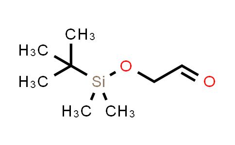 102191-92-4 | (Tert-Butyldimethylsiloxy)Acetaldehyde