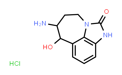 1021910-71-3 | 7-Amino-6-hydroxy-6,7,8,9-tetrahydro-2,9a-diazabenzo[cd]azulen-1(2H)-one hydrochloride