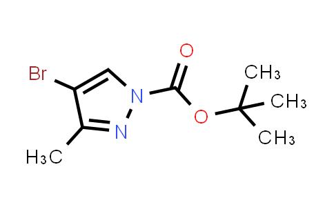 1021919-24-3 | tert-Butyl 4-bromo-3-methyl-1H-pyrazole-1-carboxylate