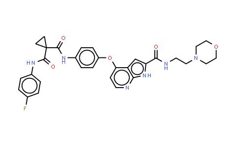 1021950-26-4   Tyrosine kinase inhibitor