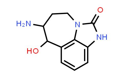 1021987-10-9 | Imidazo[4,5,1-jk][1]benzazepin-2(1H)-one, 6-amino-4,5,6,7-tetrahydro-7-hydroxy-
