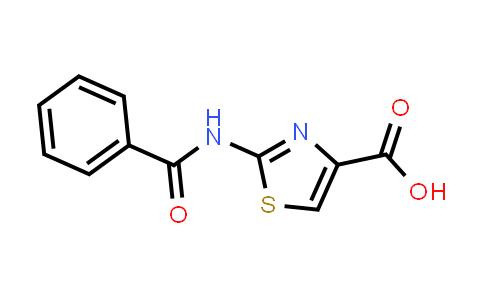 1022011-51-3   2-(Benzoylamino)-1,3-thiazole-4-carboxylic acid