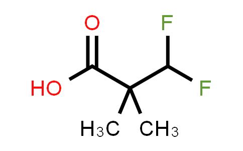 1022154-50-2   3,3-Difluoro-2,2-dimethylpropanoic acid