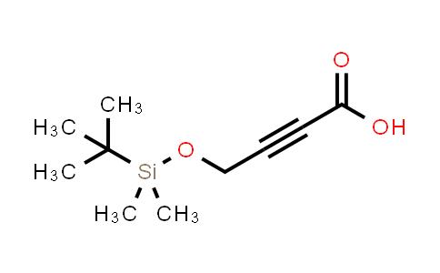 102245-65-8   4-((tert-Butyldimethylsilyl)oxy)but-2-ynoic acid
