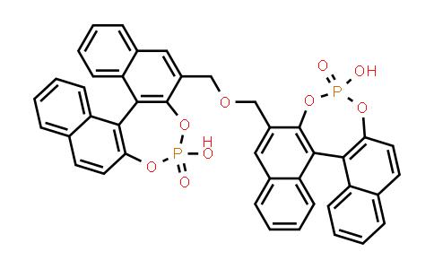 1022915-09-8 | (11bR,11'bR)-2,2'-[Oxybis(methylene)]bis[4-hydroxy-4,4'-dioxide-dinaphtho[2,1-d:1',2'-f][1,3,2]dioxaphosphepin