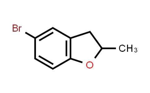102292-30-8 | 5-Bromo-2-methyl-2,3-dihydrobenzofuran