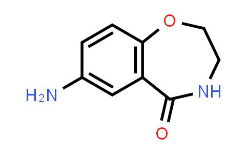 1022969-21-6 | 7-Amino-3,4-dihydrobenzo[f][1,4]oxazepin-5(2H)-one