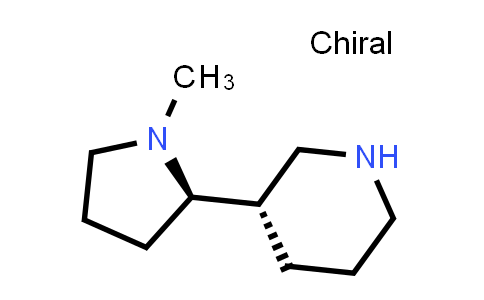 102327-09-3 | (3S)-3-[(2R)-1-methylpyrrolidin-2-yl]piperidine