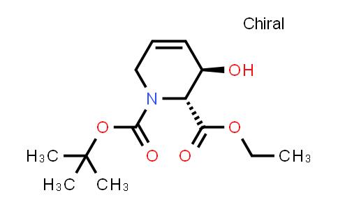 1023361-16-1   rel-1-(tert-butyl) 2-ethyl (2R,3R)-3-hydroxy-3,6-dihydropyridine-1,2(2H)-dicarboxylate