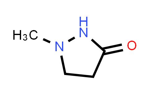 10234-80-7   1-Methylpyrazolidin-3-one
