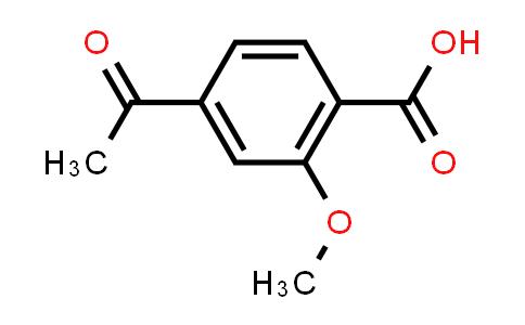 102362-04-9 | 4-Acetyl-2-methoxybenzoic acid