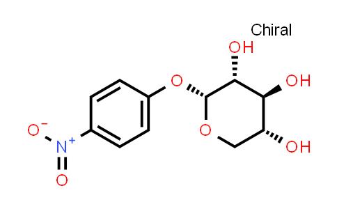 10238-28-5 | (2R,3R,4S,5R)-2-(4-Nitrophenoxy)tetrahydro-2H-pyran-3,4,5-triol