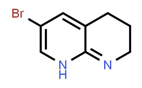 1023813-80-0 | 3-Bromo-1,5,6,7-tetrahydro-1,8-naphthyridine