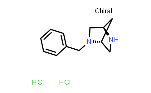 1024010-90-9 | (1R,4R)-2-Benzyl-2,5-diazabicyclo[2.2.1]heptane dihydrochloride