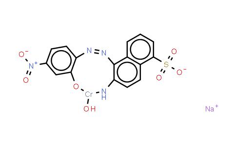 10241-21-1 | 6-amino-5-(2-hydroxy-4-nitrophenyl)azonaphthalene-1-sulphonatohydroxychromate (sodium salt)
