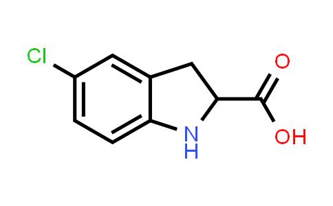 10241-98-2 | 5-Chloroindoline-2-carboxylic acid